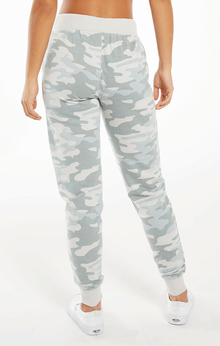 Z Supply  Camo Pant in Dusty Sage - Whim BTQ