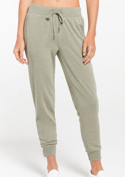 Z Supply CYPRESS LOOP TERRY JOGGER - Whim BTQ