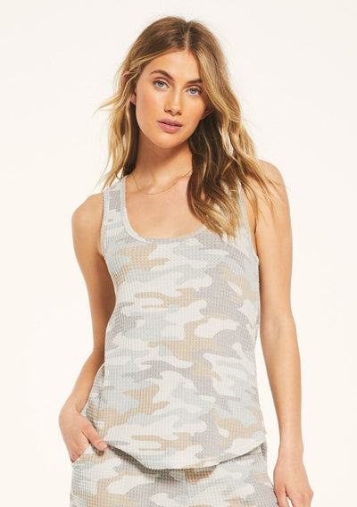Z Supply TIA CAMO TANK in Misty Sage - Whim BTQ