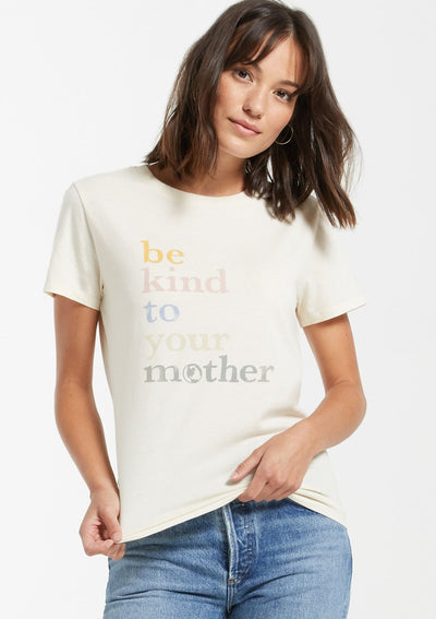 Z Supply Easy Be Kind Organic Tee - Whim BTQ