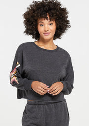 Z Supply JAYDE BOLT PULLOVER - Whim BTQ