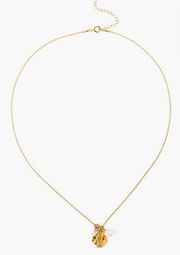 Chan Luu Charm Necklace in WHITE PEARL - Whim BTQ