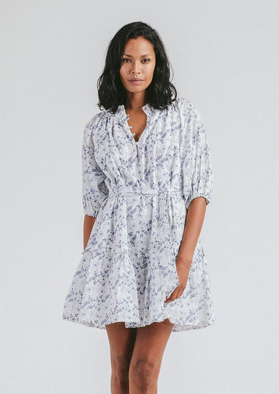 Cleobella Nevah Mini Dress in Killarney - Whim BTQ