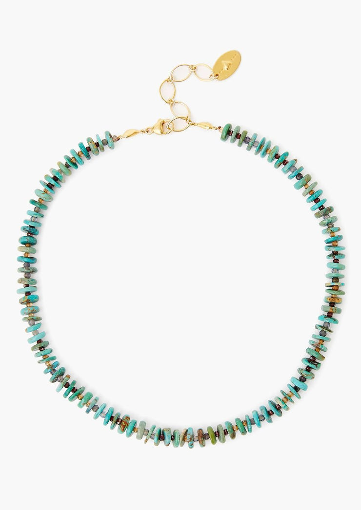 Chan Luu Turquoise Necklace - Whim BTQ