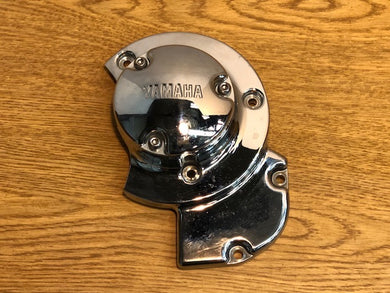1999-2005 Yamaha V-Star 1100 Oil Filter Cover Chrome