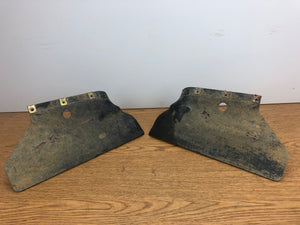 1998-2001 Polaris Sportsman 500 Magnum Left Right Radiator Shields