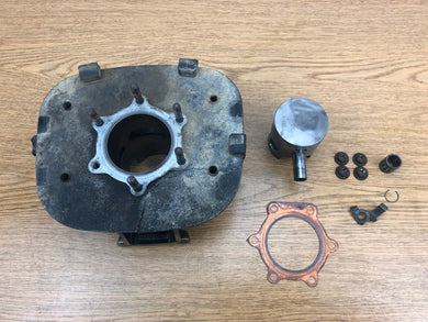 1988-2006 Yamaha Blaster YFS200 OEM Jug Cylinder Piston Top End