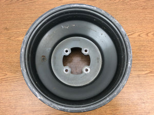 1998-2001 Yamaha Grizzly 600 4x4 Rear Wheel Rim 12x7.5 AT #3