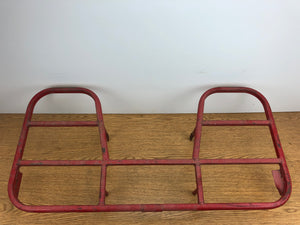 1992-1999 Polaris 400L 2x4 Trail Boss Magnum Front Rack Red