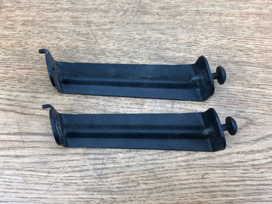2014-2017 Polaris RZR XP 1000 Turbo XP4 Lower Rear Bumper Brackets