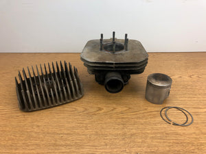 1990-1995 Polaris Trail Boss 250 Cylinder Jug Head Piston