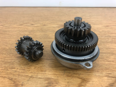 2004-2013 Yamaha YFZ450 Starter Reduction Gear Idler Gear
