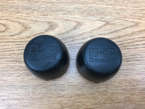 2006-2013 Kawasaki Brute Force 750 650 Wheel Hub Caps Set of 2