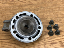 1996-1997 Yamaha YZ125 YZ 125 Cylinder Head Top End Nuts