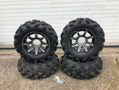 Set of Polaris STI 14