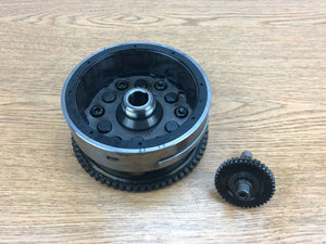 2000-2001 Yamaha Kodiak 400 4x4 Flywheel Starter Clutch Gear One Way Bearing