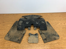 1987-2006 Honda TRX300EX TRX250X Fuel Tank Heat Shield Mud Flaps #4
