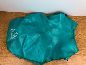1993-1997 Polaris Trail Boss 250 Trail Blazer Seat Cover Aqua Aquamarine