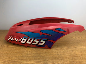 1998 Polaris Trail Boss 250 Fuel Tank Cover Red