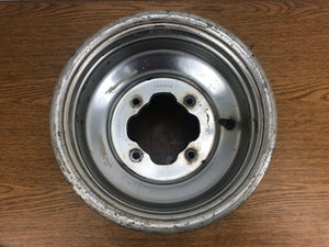 Yamaha Raptor 250 350 660 700 Warrior YFZ450 Banshee Rear Rim Wheel 9x8.5 #7