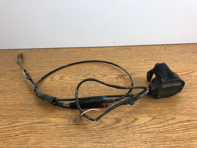1998 Polaris Trail Boss 250 OEM Thumb Throttle Cable
