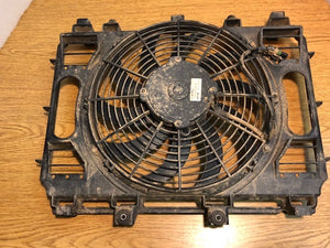 2012-2014 Polaris RZR XP 900 XP 4 900 Radiator Fan and Shroud 2411807