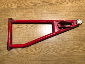 2011-2014 Polaris RZR 900 XP Left Front Upper A Arm A-Arm Red #1