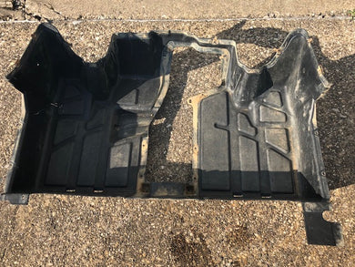 2009 Polaris RZR 800 Lower Floor Plastic Black