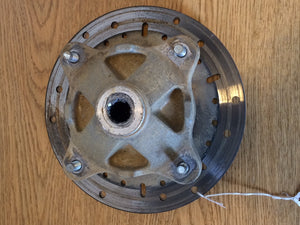 2004-2006 Polaris Magnum 330 4x4 Front Right Left Hub with Brake Rotor