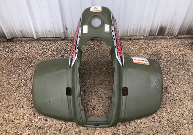 2004-2006 Polaris Magnum 330 4x4 Front Fender Plastic Body Green