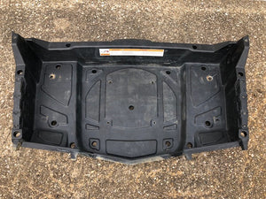2009-2014 Polaris XP 900 Rear Bed Rear Rack