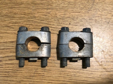 1998-2001 Yamaha Grizzly 600 4x4 Steering Stem Clamps Steering Pitman