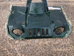 1999-2001 Yamaha Grizzly 600 4x4 Front Fender Plastic Hood Green