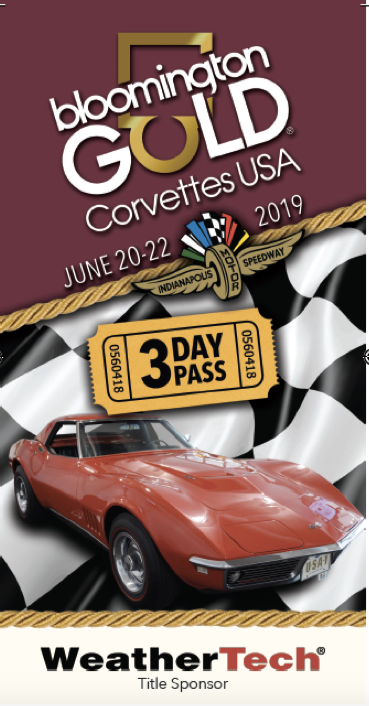 Admission Ticket - Three Day Pass - Early Bird Discount