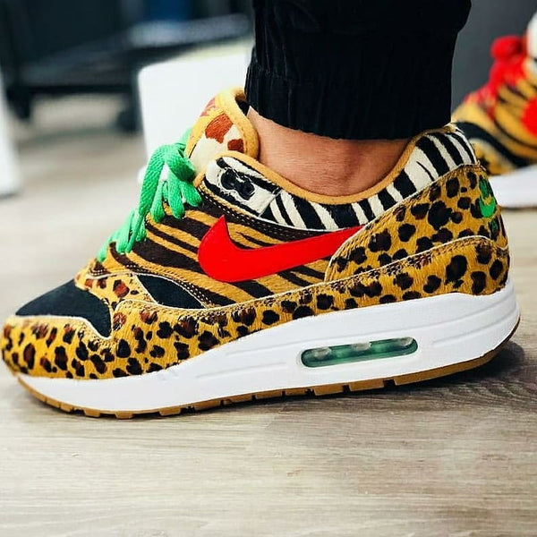 the latest ef364 d42e5 (Womens) Air Max 1 Atmos Animal Pack 2.0 (2018)