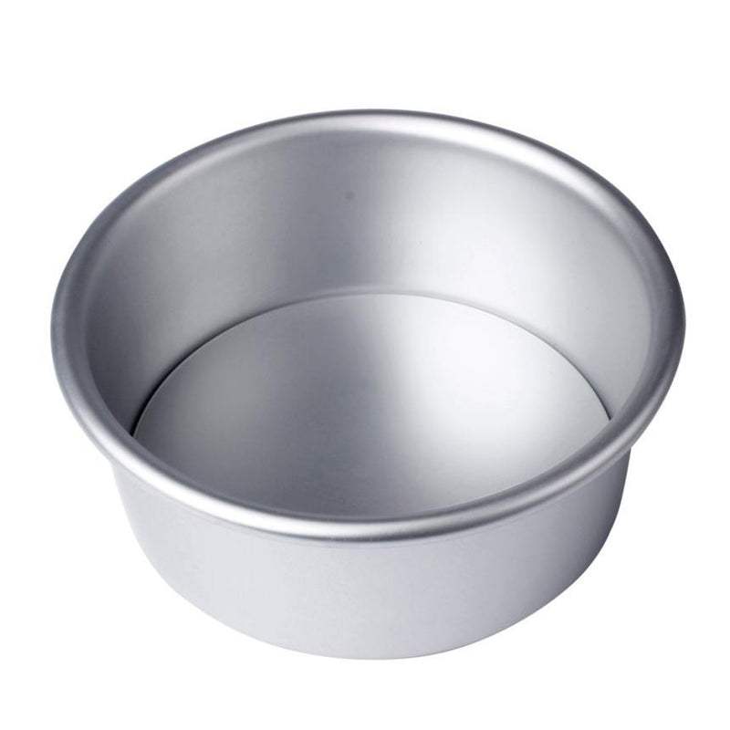 2016 Hot Sale 8Inch Aluminum Alloy Non-stick Round Cake Baking Mould Pan Bakeware Tool - cake decorations ideas