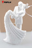 Bride And Groom Resin White Wedding Cake Topper Cake Stand Wedding Cake Accessories Wedding Decoration C22102 - cake decorations ideas