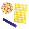 FREE Alphabet Number Cookie Biscuit Letter Stamp for Cookie Decorations Embosser Cutter Fondant - cake decorations ideas
