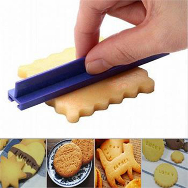 FREE Alphabet Number Cookie Biscuit Letter St& for Cookie Decorations Embosser Cutter Fondant - cake decorations ... & FREE Alphabet Number Cookie Biscuit Letter Stamp for Cookie ...