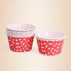 Christmas paper cupcake cup 50pcs Liners Baking Cup Muffin Kitchen hemming Cupcake Cases Molds bakeware multicolor for choose - cake decorations ideas