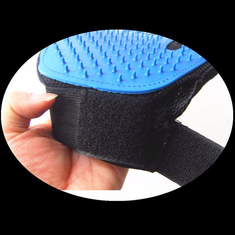 Dog Grooming - Silicone Pet Brush Glove