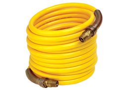 Nylon Coiled Air Hose Assembly - 1/2