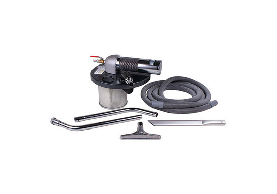"B Venturi w 1½"" Inlet With Vac Hose & Tools"