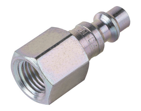 "1/4"" Industrial Interchange Plug - 1/4"" FNPT"