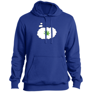 THOUGHT BALLOON - Tall Pullover Hoodie - Herban Apparel