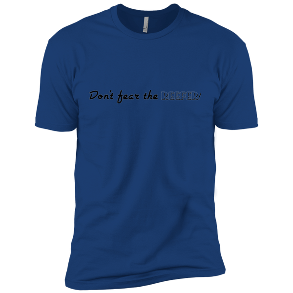Don't Fear the Reefer - Next Level Premium T-Shirt - Herban Apparel