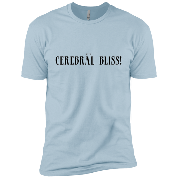 Cerebral Bliss - Next Level Premium T-Shirt - Herban Apparel