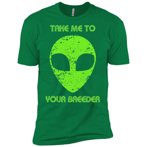 TAKE ME TO YOUR BREEDER - Herban Apparel