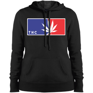 CANNA LEAGUE - Ladies' Pullover Hooded Sweatshirt - Herban Apparel