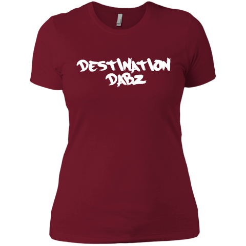 Destination Dabz - Ladies' Boyfriend T-Shirt - Herban Apparel